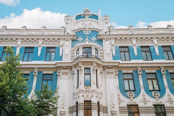What is Art Nouveau architecture