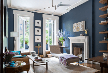 Blue Living Room Ideas Enchanting Blue Living Room Designs