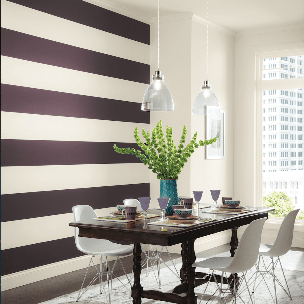 Paint Color Stripe Ideas Sherwin Williams Trends