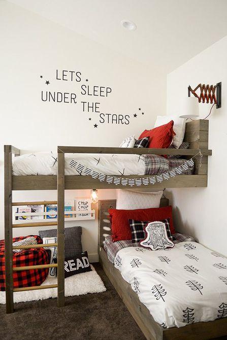 DIY Bunk Bed Idea
