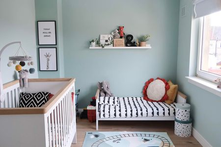Beautiful Blue Nursery Ideas For Boys And Girls