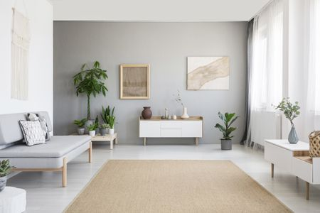 8 Best Neutral Paint Colors For Any, Living Room Neutral Paint Ideas