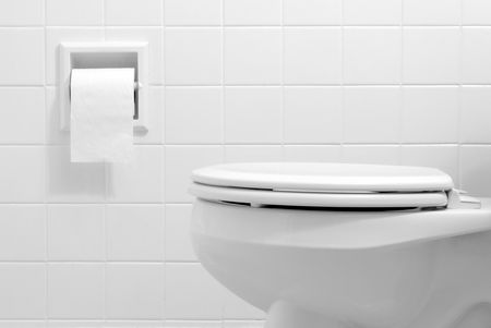 How To Remove Hard Water Stains In A Toilet - Cleaning shower tiles with vinegar