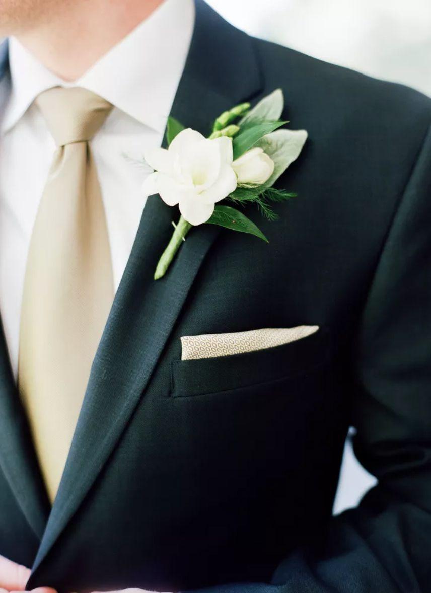 Gardenia Winter Wedding Flower