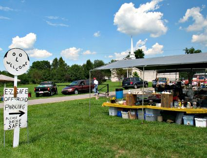Guide to America's Biggest Yard Sales