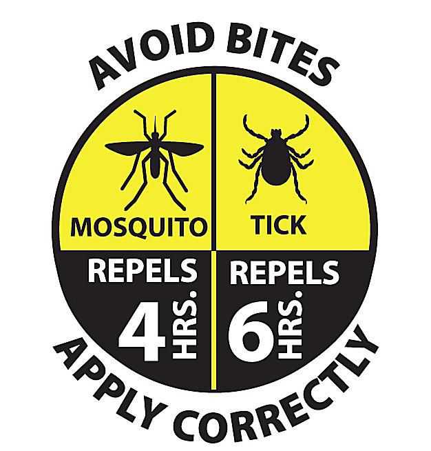 New Graphic for Mosquito and Tick Repellents