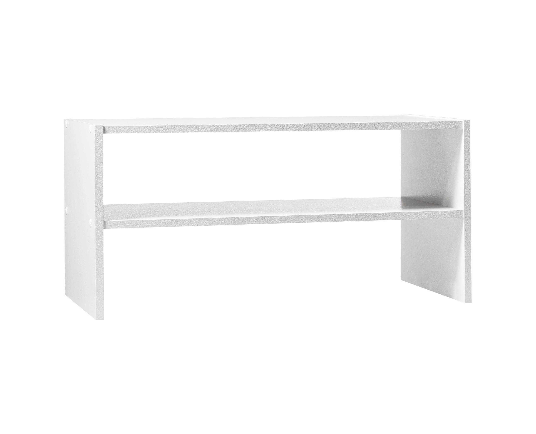 "24"" Stackable Shoe Rack - White - Room Essentials™"