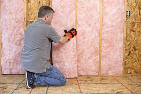 Insulation Without Drywall In Open Walls