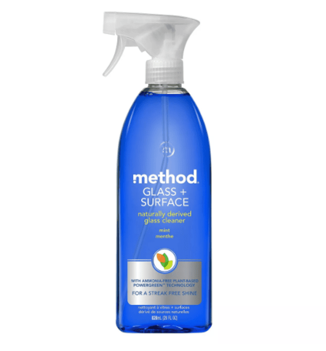 Method Glass + Surface Cleaner