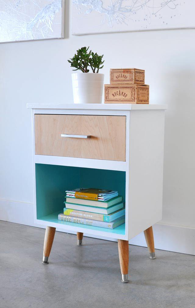 Incredible 9 Easy Mid Century Modern Decor Diys Ncnpc Chair Design For Home Ncnpcorg