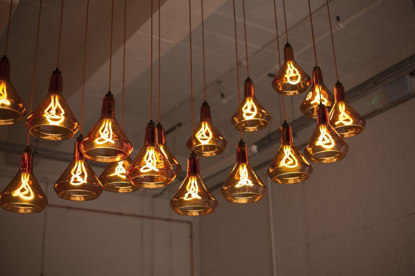 12 soluciones de iluminación artística para su hogar
