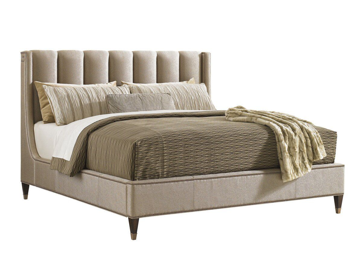 Lexington Tower Place Upholstered Low Profile Standard Bed (Queen)