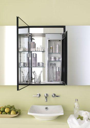 Unique 6 Inch Deep Medicine Cabinet