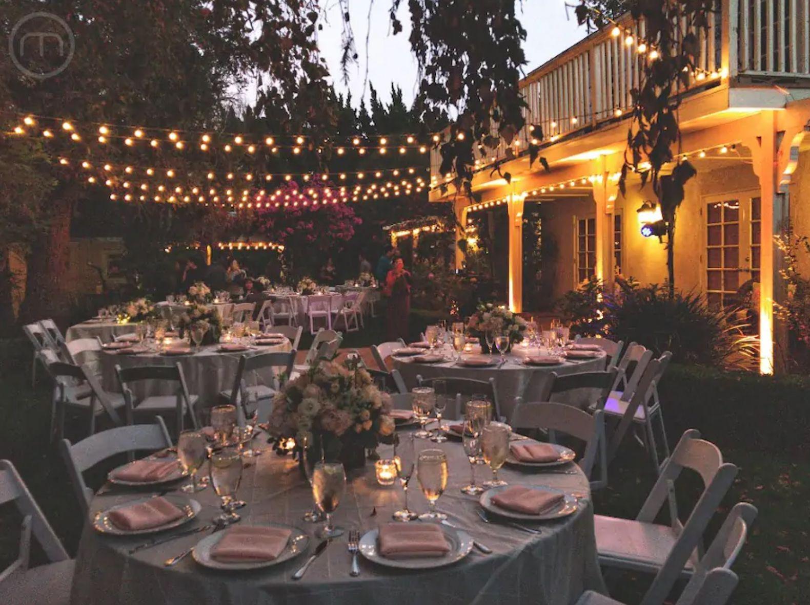 20 Non Traditional Wedding Venues