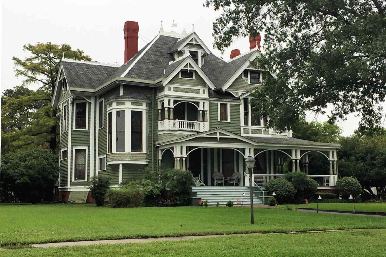 reina victoriana casa de anne