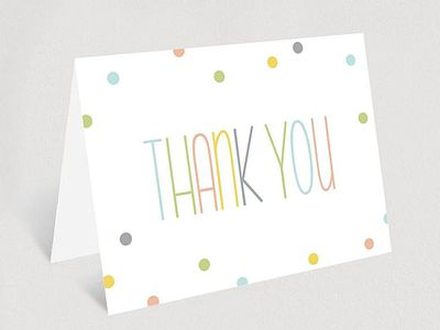 15 Gorgeous Free Printable Wedding Thank You Cards