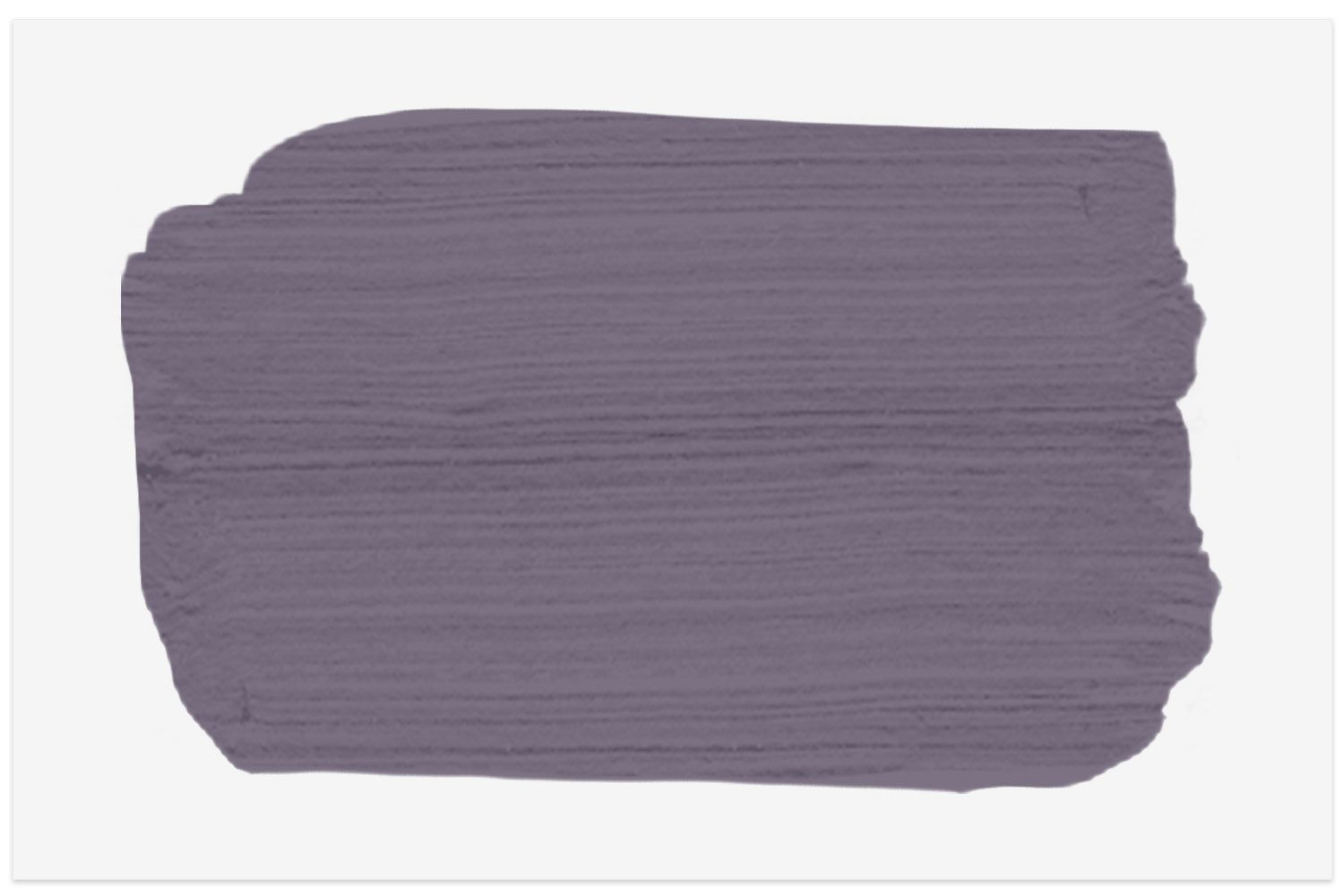 Peruvian Violet paint swatch from Behr Paints