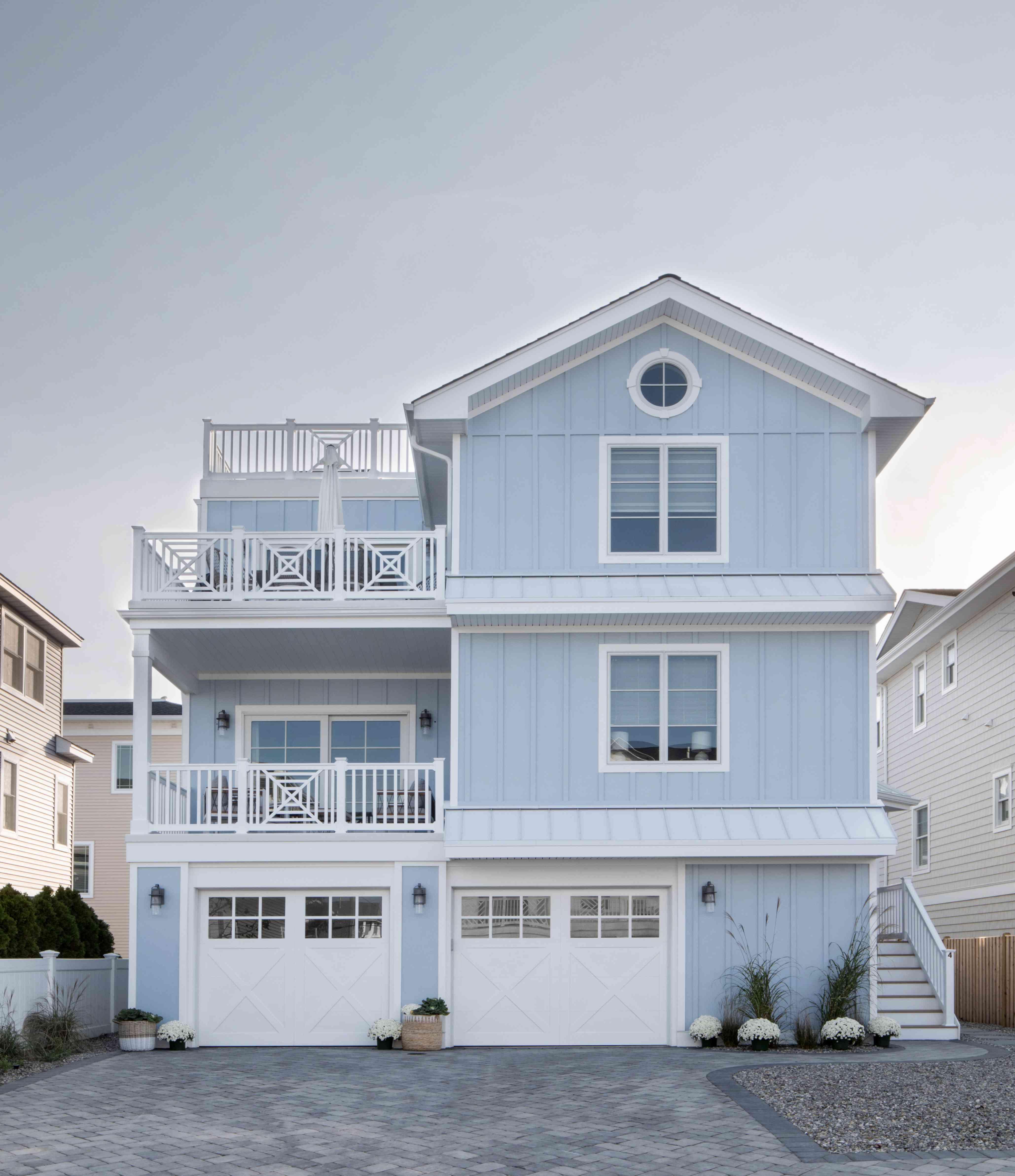 The Long Beach Island home of Karen B. Wolfe