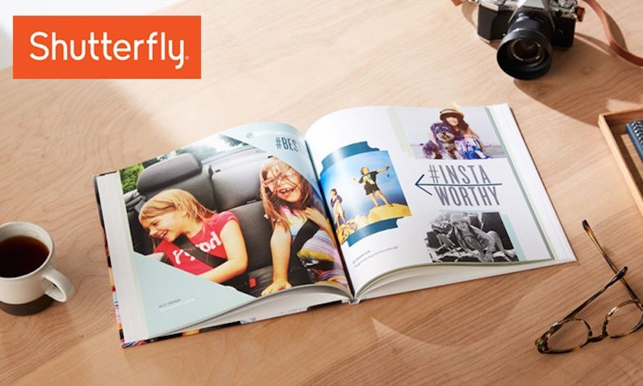 Shutterfly Groupon