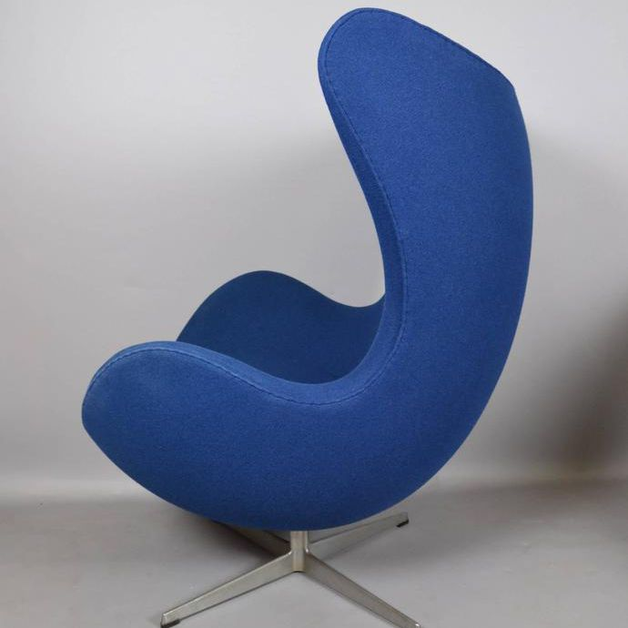 Arne Jacobsen Egg Chair.How To Identify A Genuine Arne Jacobsen Egg Chair
