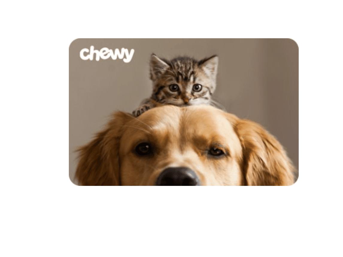 Chewy eGift Card