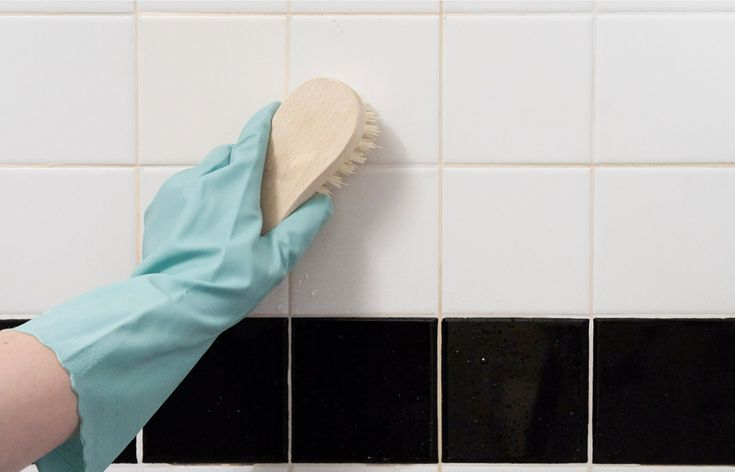 How To Clean A Shower, How To Clean Bathroom Walls
