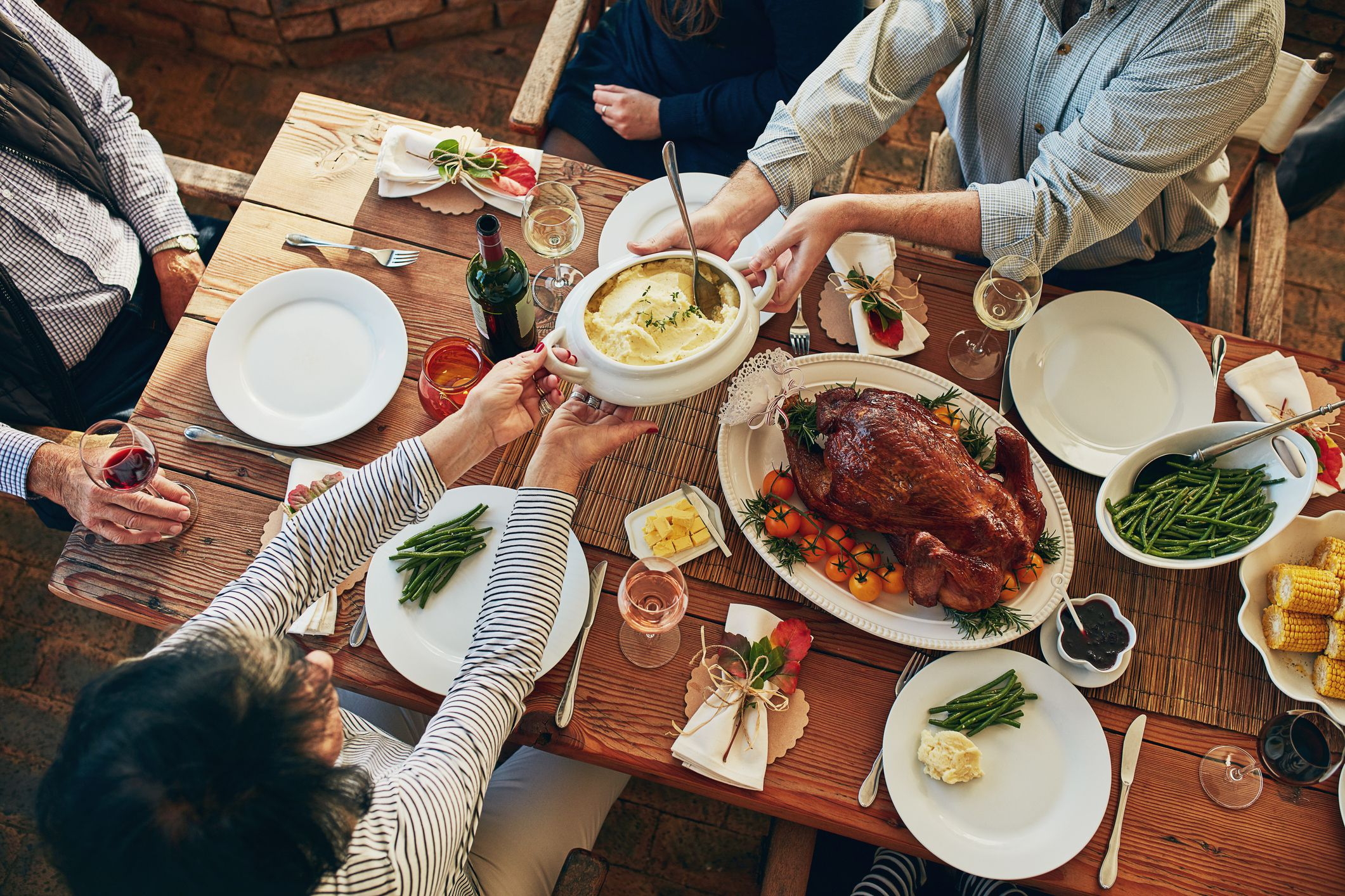 15 Thanksgiving Drama Busting Ideas