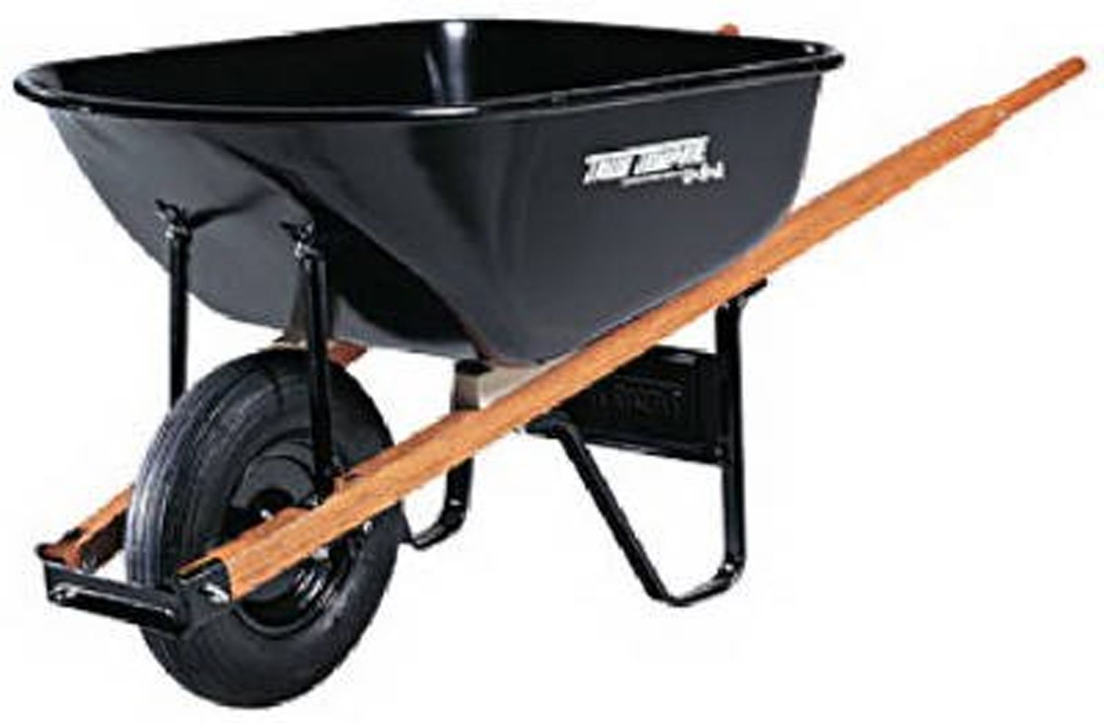 Ames Contractor Wheelbarrow