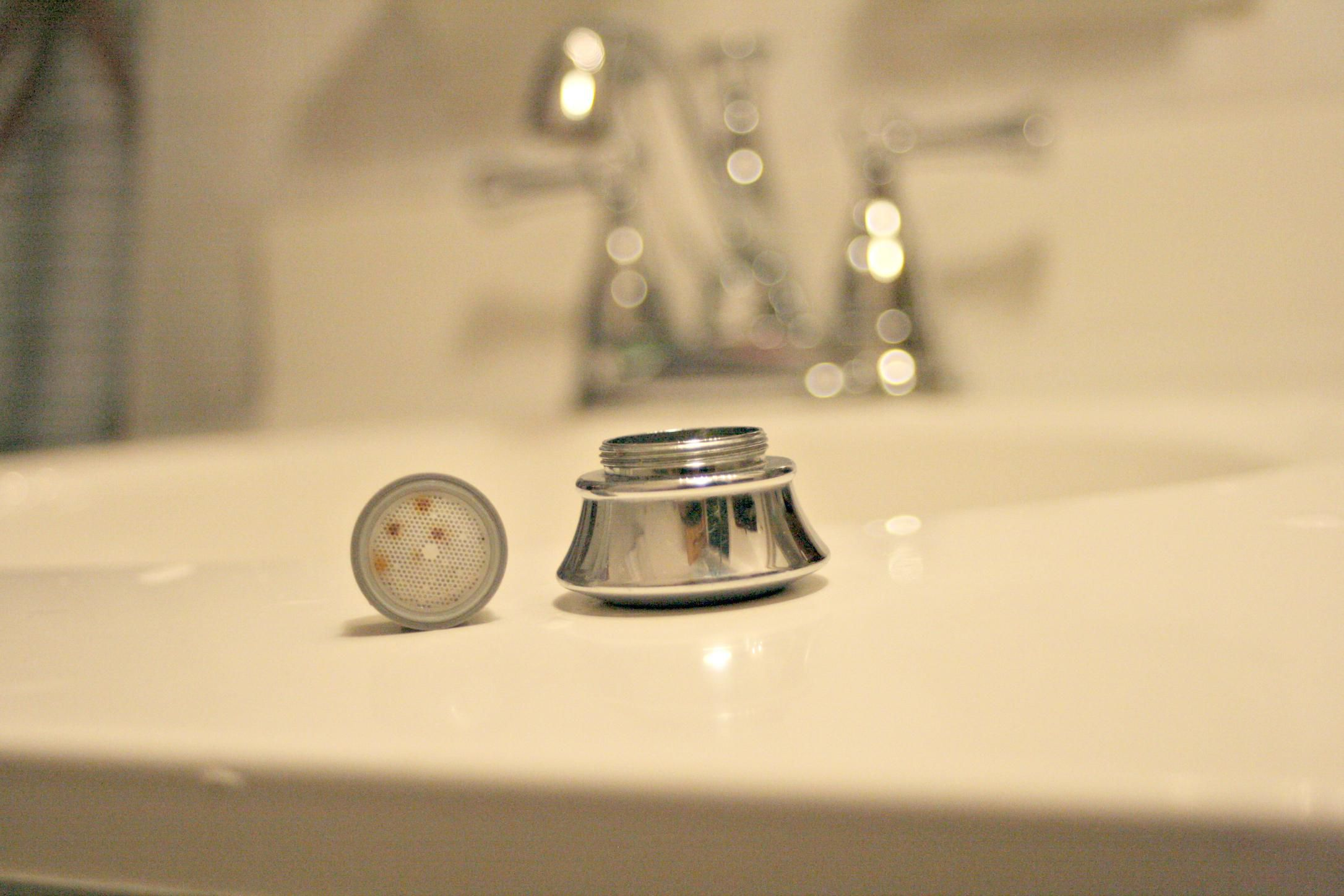 How To Remove A Faucet Aerator