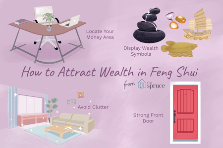 Attract the Energy of Wealth With Feng Shui Tips