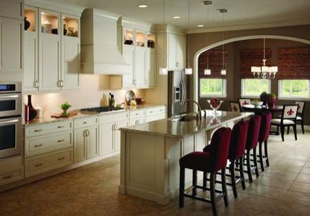10 Incredible Kitchen Islands With Sinks And Seating