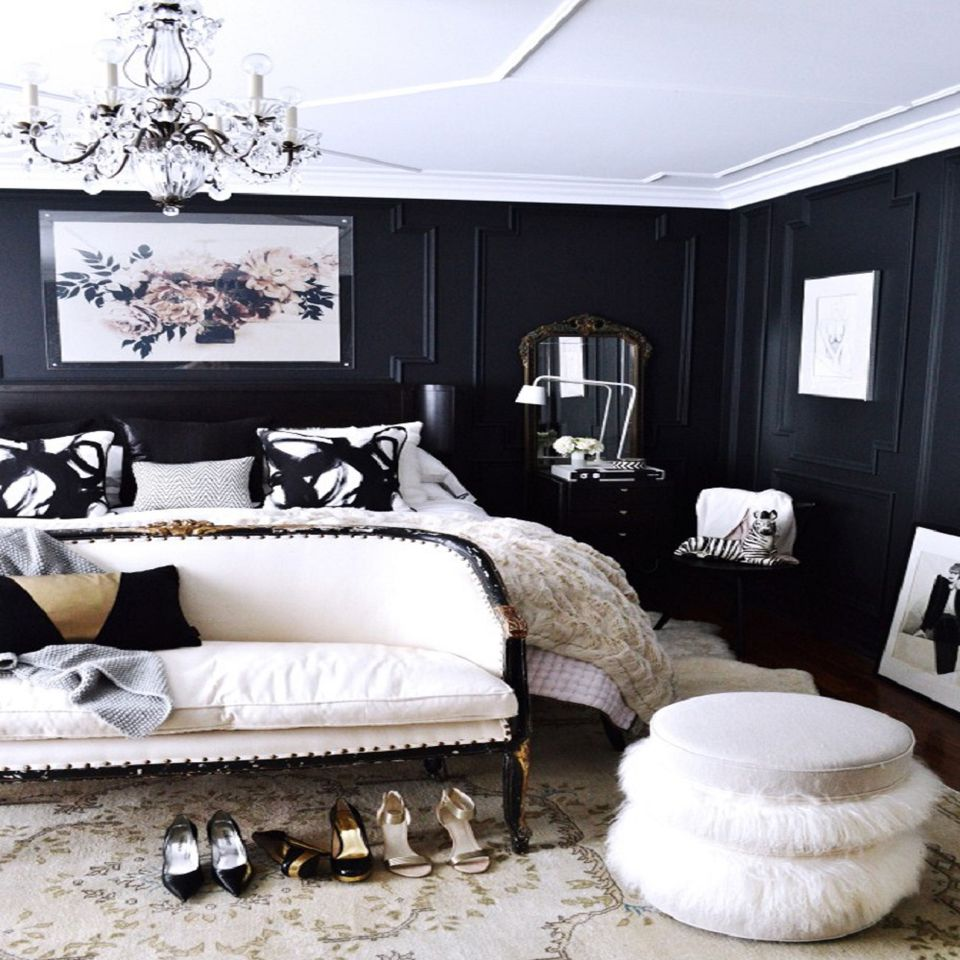 15+ Decorating A Bedroom With White Walls