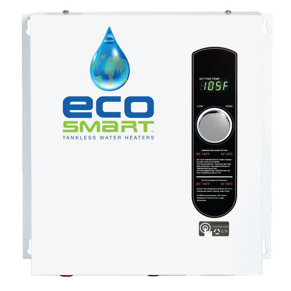EcoSmart ECO 18 Tankless Electric Water Heater
