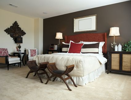 Choose The Right Size Area Rug For Under Your King Bed