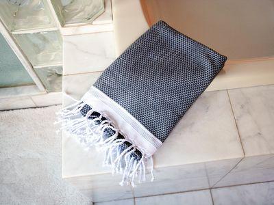 Coyuchi Mediterranean Organic Towel