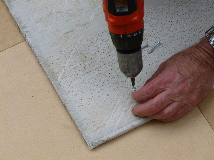 Diy Floor Tile Installation Kitchen