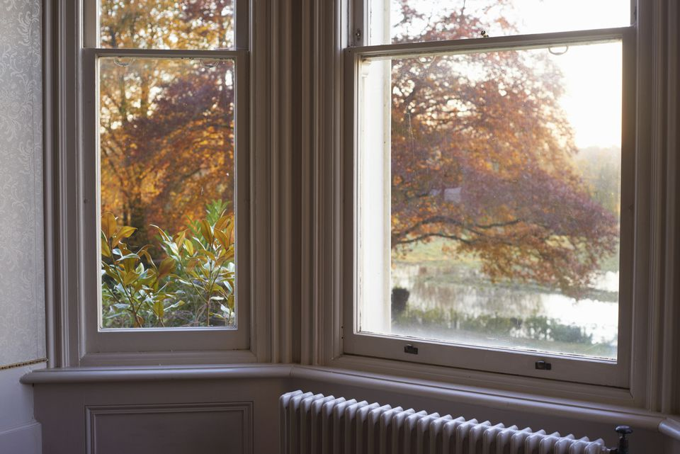 Double Hung Windows with Sash