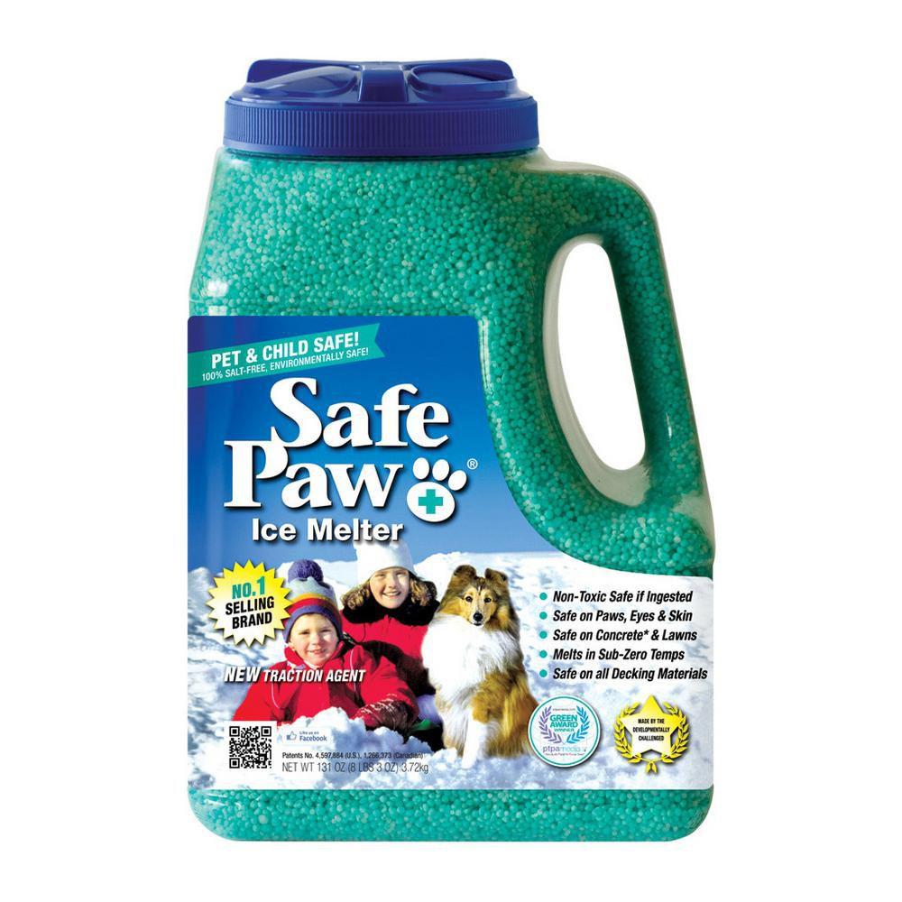 Coated Non-Salt Ice Melter