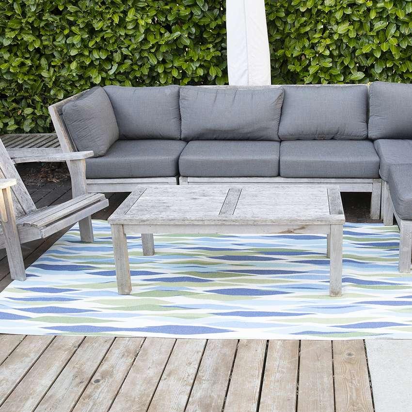 Waverly Contemporary Indoor/Outdoor Rug