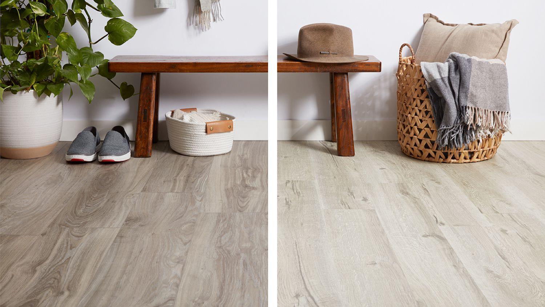 Standard Vinyl Flooring, Vinyl Plank Flooring Or Laminate
