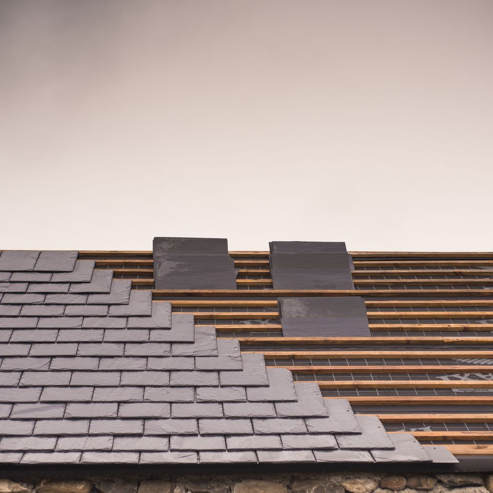 Certainteed Symphony Slate Synthetic Roofing Review