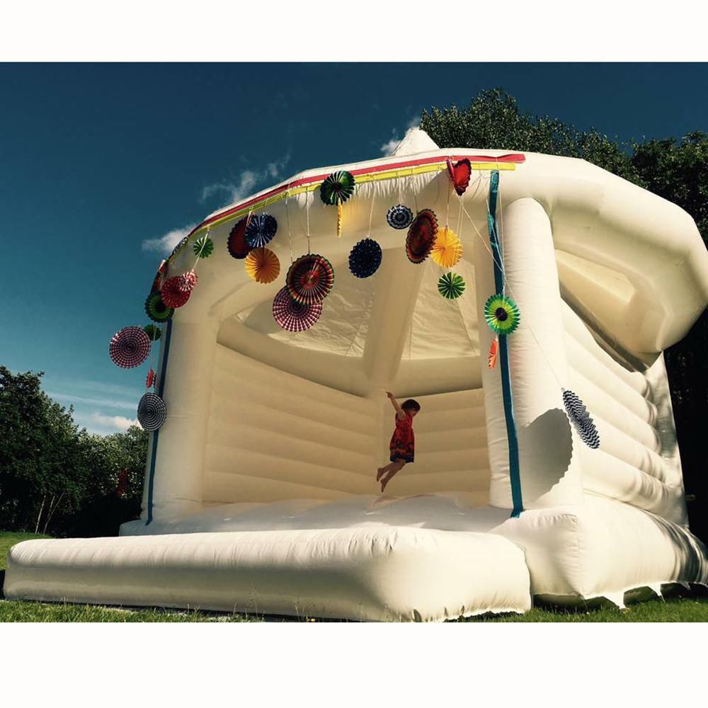 Wedding Inflatable Bouncy Jumping Castle