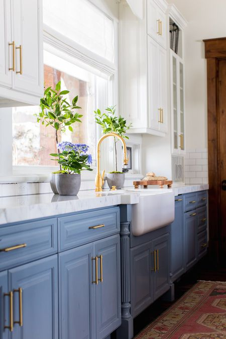 5 Ways To Accent Your Kitchen With Brass Details