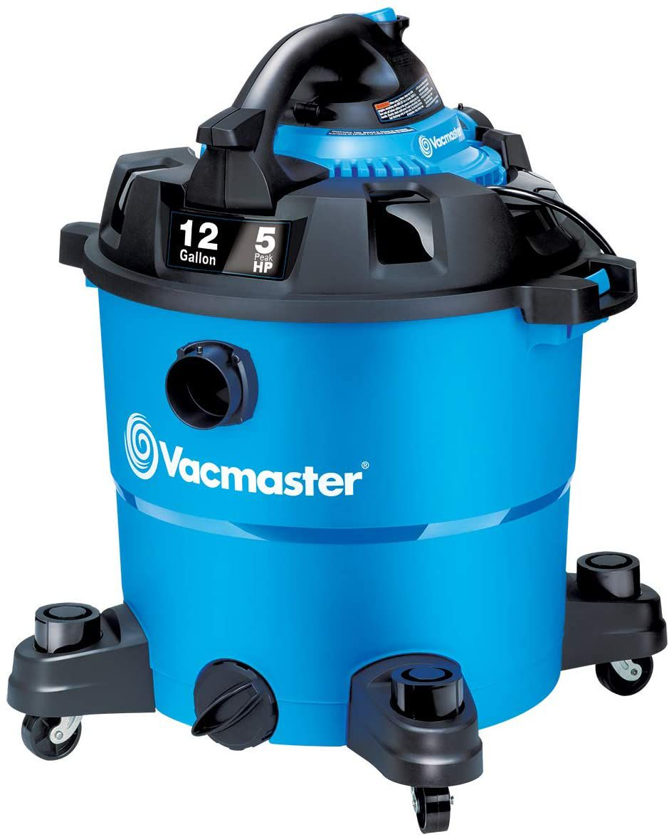 Vacmaster VBV1210 12 Gallon Wet/Dry Vacuum with Detachable Blower