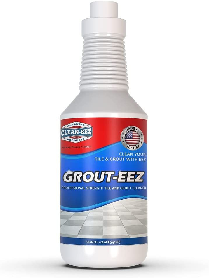 Clean-eez Cleaning Products Grout-Eez Super Heavy-Duty Grout Cleaner