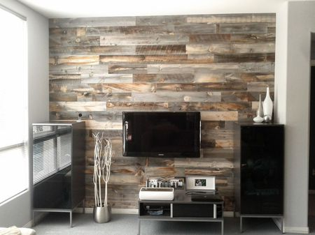 Reclaimed Wood Panels Stikwood
