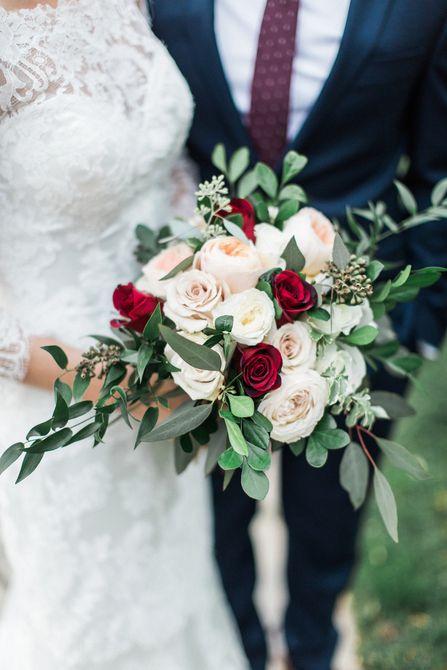 Bouquet clásico de rosas