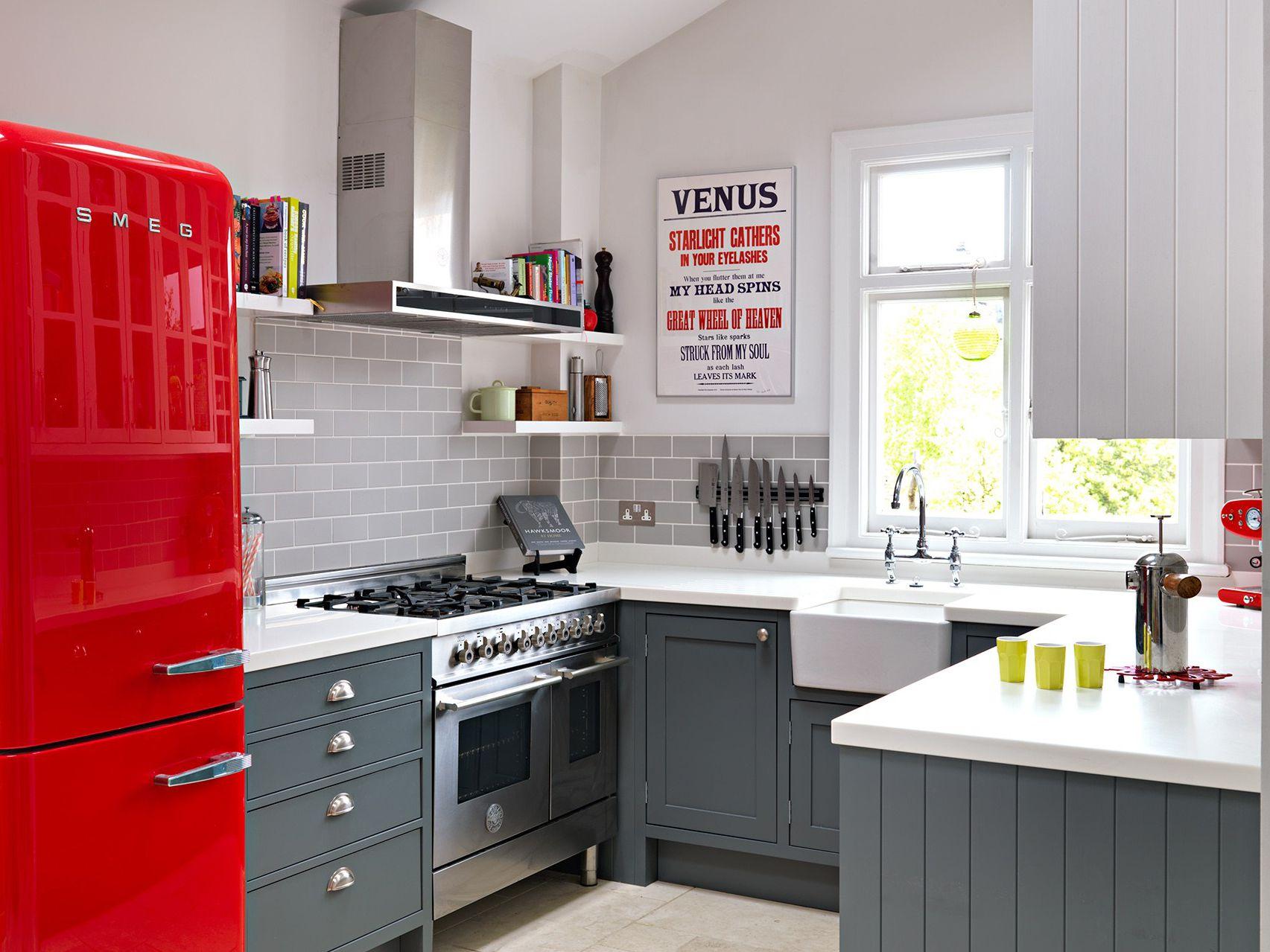 9 Inspiring Kitchen Color Schemes