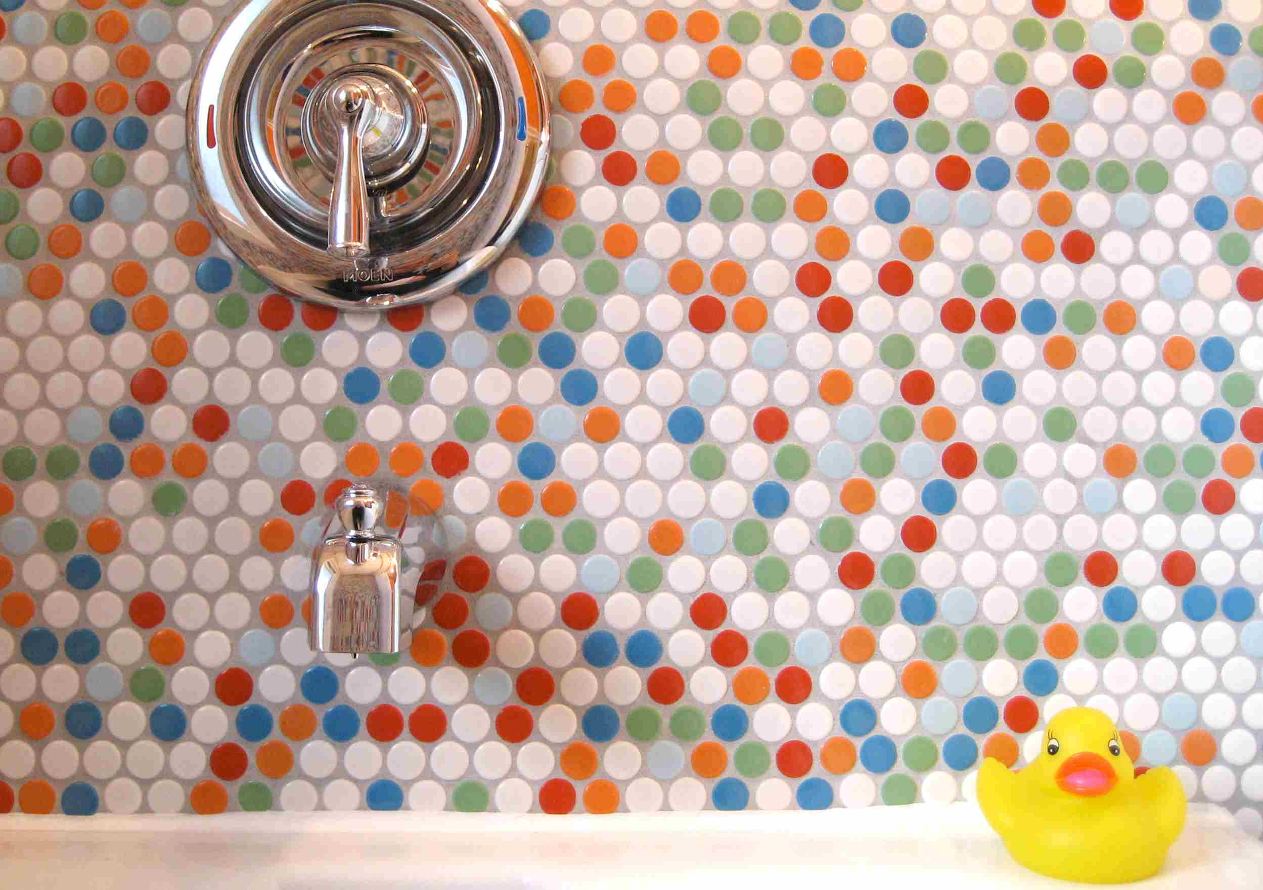 Modwalls rainbow tile