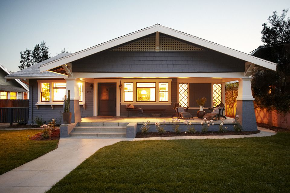What is a Craftsman House